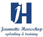 Jeannette Heerschop Opleiding & Training Logo